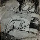 Trio in Charcoal by lebender