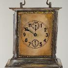 Antique Clock by Megan Remmers