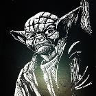 Yoda by Sloan Satterlee