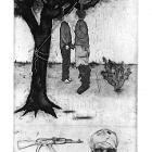Colgados y Abandonados con una AK-47 y Calavera by mhernan1988