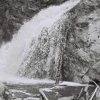 Jemez Waterfall by Mgroque
