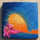 Sunrise Surf by Sammiwai