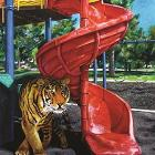 Playground Predator by Jsebb