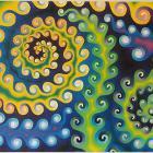 Rainbow Fractal Nougat Crunch by Jmichel