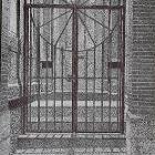 Stippled Door by NateRoss