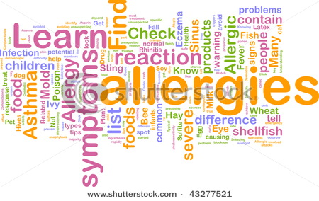 The Affect of Allergies on Mood