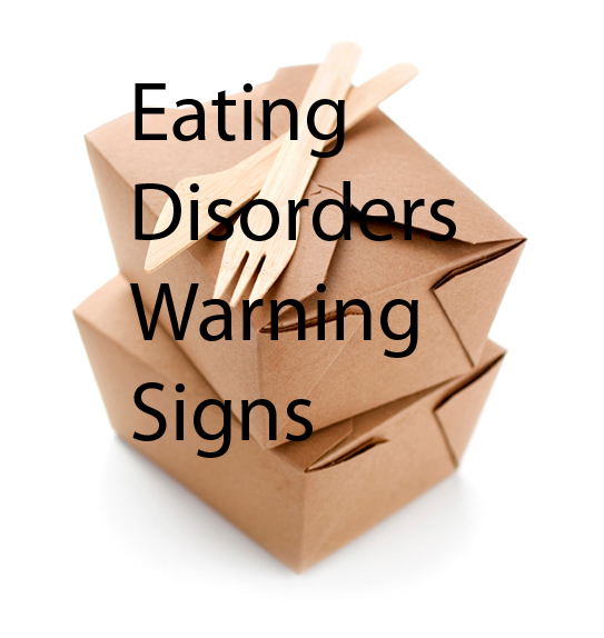 Eating Disorder Warning Signs