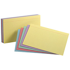 Index Card Study System